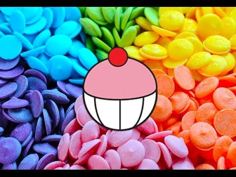 Chocolate Vs Candy Melts How To Melt Color Amp Thin