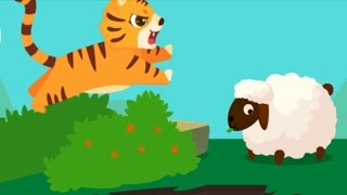 Baby Panda Learn Animal Traits | Friends Of The Forest | Babybus Kids Games | TwinkleStarsTV