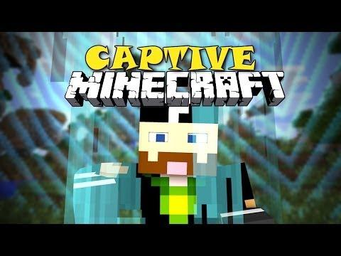 CAPTIVE Minecraft! [1x1 SURVIVAL!]