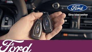 So programmieren Sie Ihren Ford MyKey der 2. Generation | Ford Deutschland