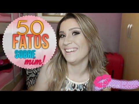 50 fatos sobre MIM! - Por Bianca Andrade
