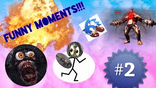 Funny Video Game Moments Extravaganza!! #2
