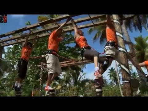 La Isla - Capitulo 3 - Primer Juego Final!