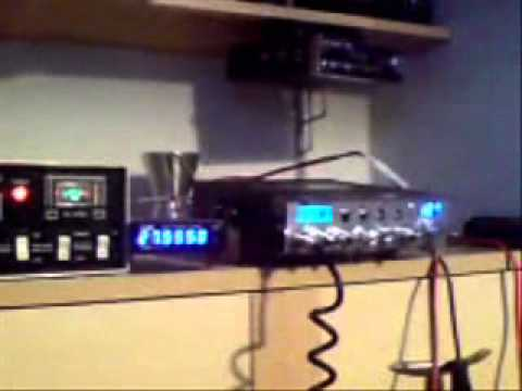 CB Radio: 27.555 Propagation Explodes 2011 Part 1/2