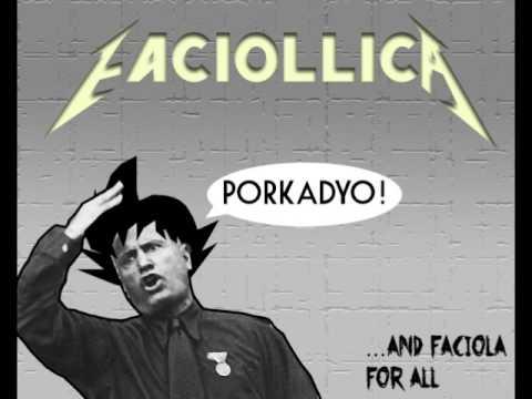 FACIOLLICA - FACIOLONE (Io stimo goko de dragombol Z xD)