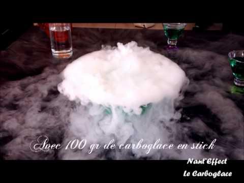 carboglace demonstration par Nant'effect