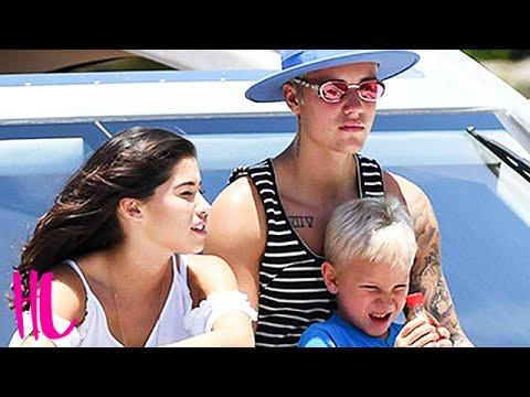 Justin Bieber Seen With Selena Gomez Look-alike Model