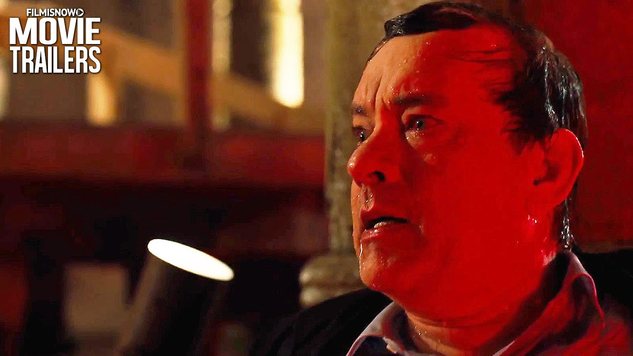 Tom Hanks is back as Robert Langdon in INFERNO | Teaser Trailer [HD]