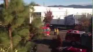 PAUL WALKER INCIDENTE CON AUTO