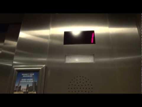 Dover (Mod. by ThyssenKrupp) Elevators – Hyatt Hotel – St. Louis, MO
