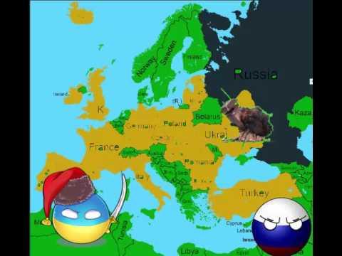 UKRAİNE vs RUSSİA future of the European part 1