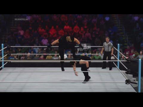 WWE 2K15 Finishers