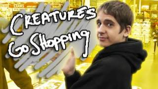 Creatures Go Shopping!