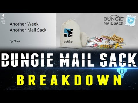 Destiny News - Bungie Mail Sack Breakdown #10: Lacking in Juicy Info