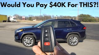 Is this 2019 RAV4 Limited worth nearly $40K?!