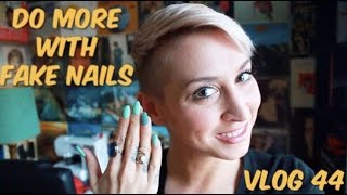 Fake Nails with Stacey's Secrets