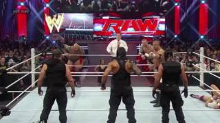 The Shield Saves Daniel Bryan From ........