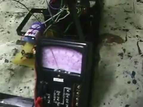 Power Generation using Anti Gravity Rotations