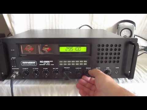 The Ranger RCI-2995DX all-mode CB base station sidebander