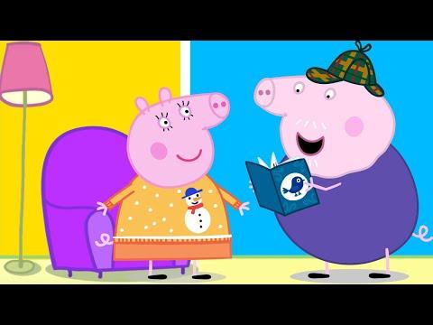 Свинка Пеппа - S01 E47 Тоненькие ножки (Серия целиком)