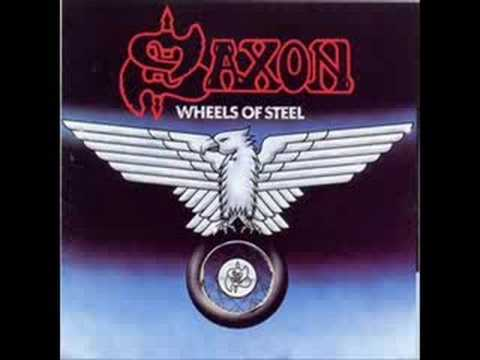Saxon - Machine Gun