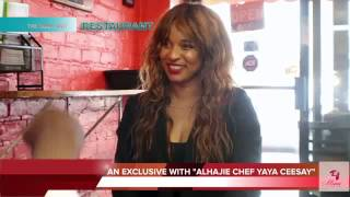 The Mimi Janha Show | Exclusive with Chef Yaya Ceesay