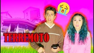 TERREMOTO EN MÉXICO *lo grabamos* | Palomitas Flow