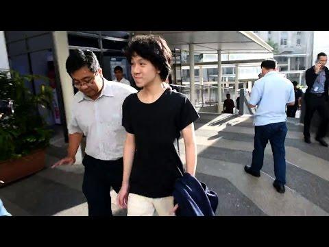 Video anti Lee Kuan Yew, remaja diheret ke mahkamah