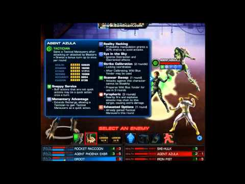 Groot is a Troll - Marvel Avengers Alliance [MAA]