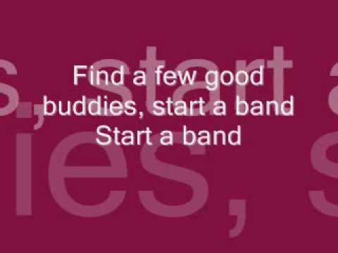 Brad Paisley - Start A Band Lyrics   MetroLyrics