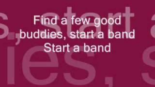 Watch Brad Paisley Start A Band video