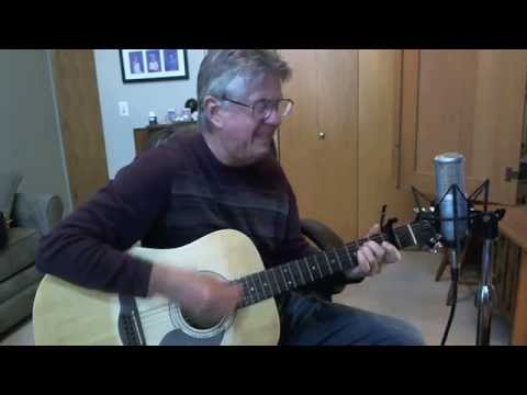Beatles Norwegian Wood   Greg Papaleo Vocal & Acoustic Guitar Cover