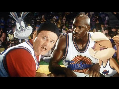 Space Jam (Trailer español)