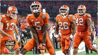 Clemson crushes Notre Dame behind Trevor Lawrence's 3 TD passes | College Football Highlights