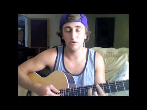 Justin Bieber - Boyfriend (Cover) - Matt Bourdeau
