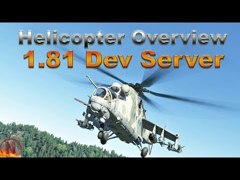 WT || 1.81 Dev Server - Part 2 - Helicopters thumbnail