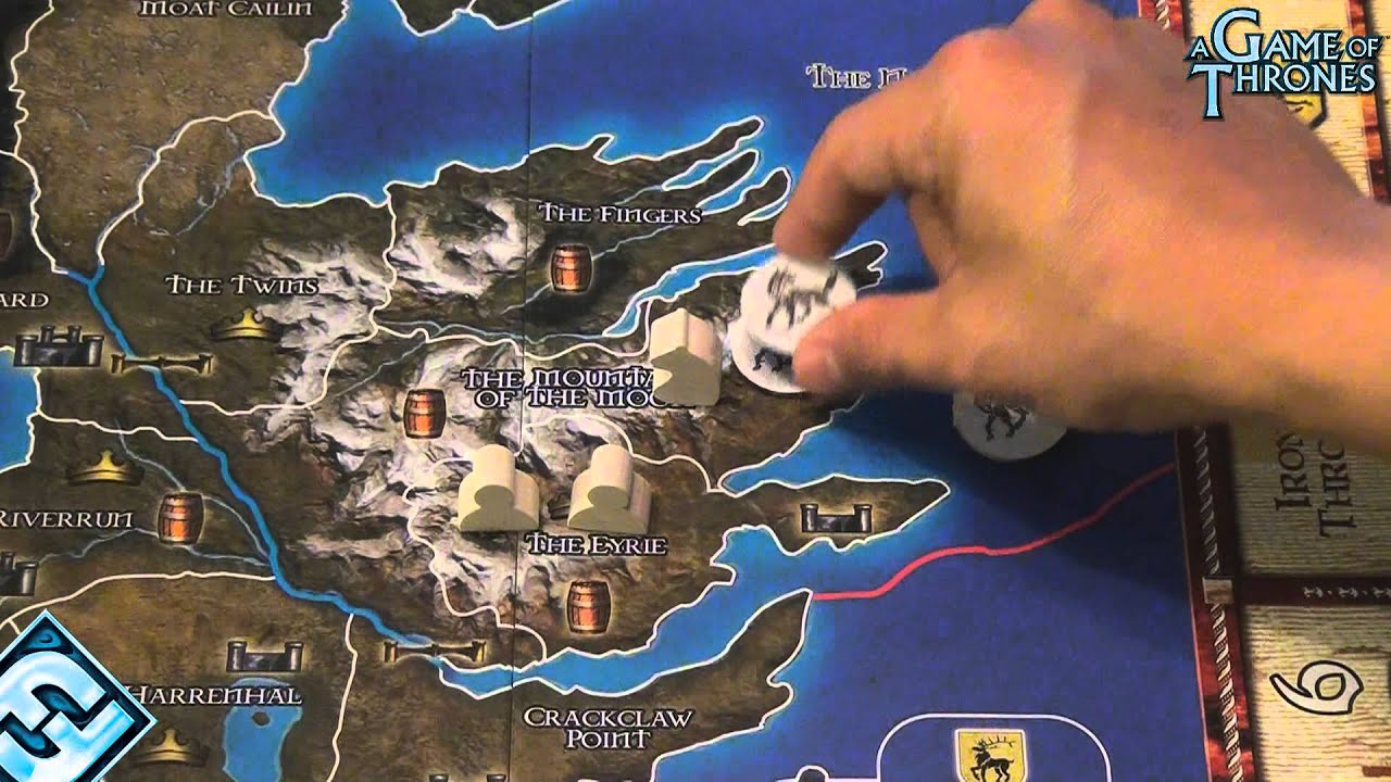 Board Game Ships of Thrones The Board Game