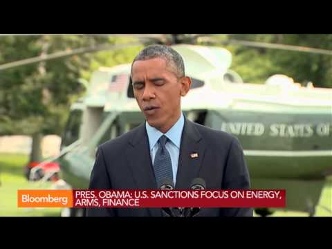 Obama: Russia Is Isolating Itself From the World