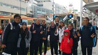Wahine Tennis Goes to Japan 2019 | Roxanne Resma