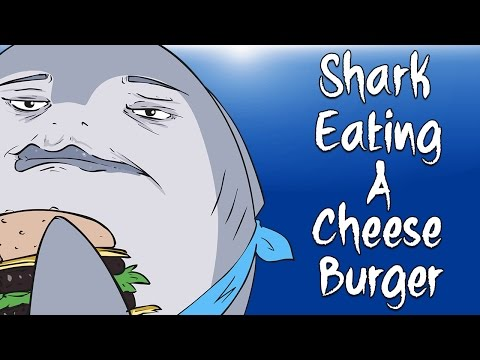 Delirious Animated! Ep. 3 (Shark eating a Cheese Burger!) By DuDuL & CatFat