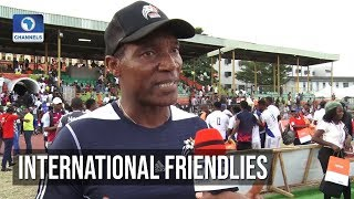 We Will Have Many Goalkeeping Options - Rufai