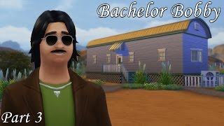 Sims 4 - Bachelor Bobby! - Part 3