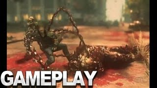 Prototype 2 - Whipfist and Hammerfist Gameplay