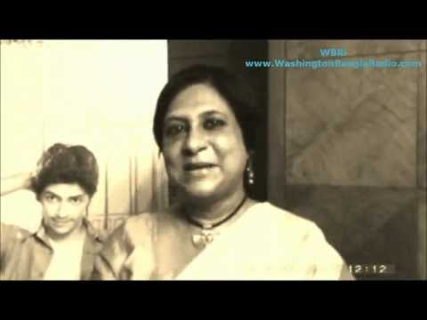 Sudeshna Roy On Bapi Bari Jaa (2012) Bangla Movie (interview) - Part 3 Of First Look Event video