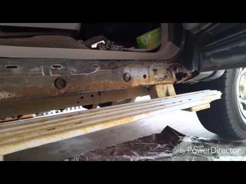 F150 Rocker Panel Replacement no welding