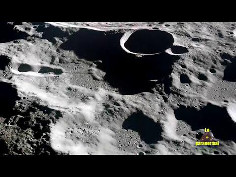 Los 5 extraños secretos de la Luna