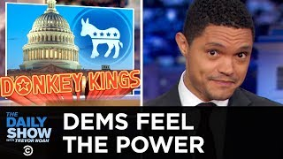 Democrats Plan Their House Takeover & Fire Up THE SUBPOENA CANNON | The Daily Show