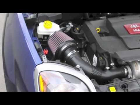 Mito Qv K Amp N Air Filter Sound Youtube