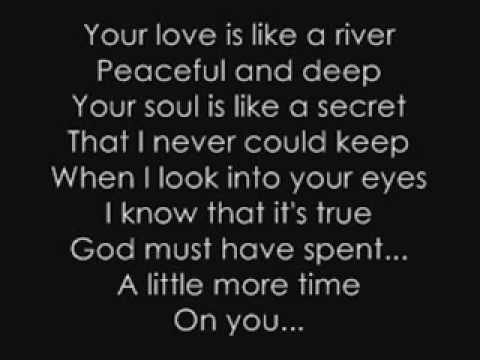 *NSYNC - God Must Have Spent lyrics
