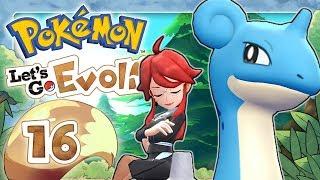 POKEMON LET'S GO EEVEE 🌏 #16: Lorelei scares Team Rocket